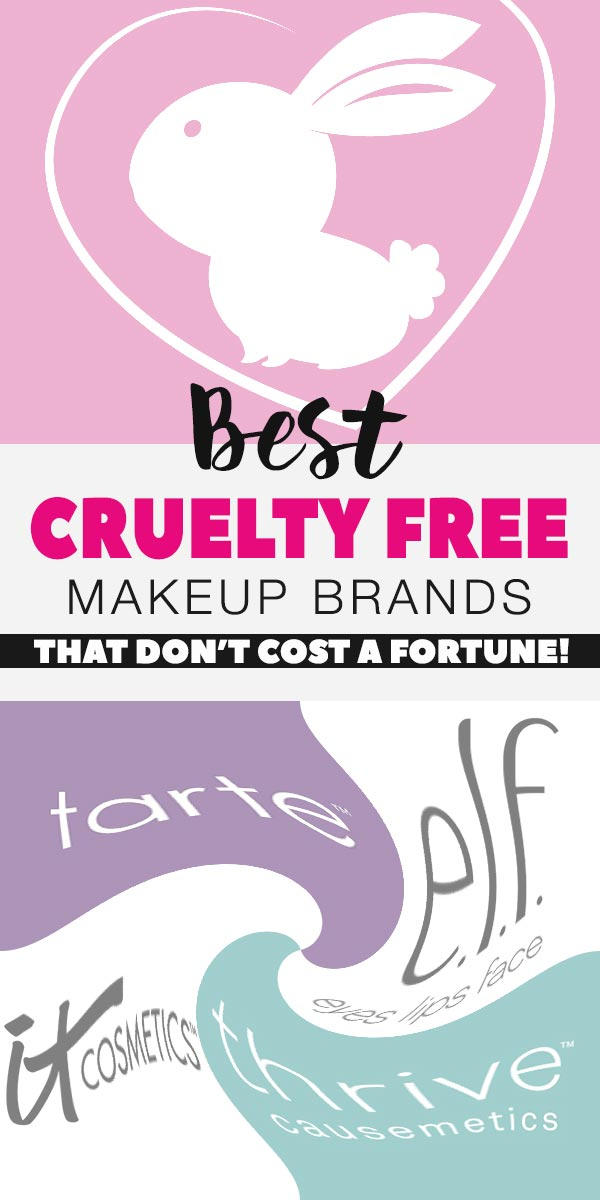 Best Cruelty Free Makeup Brands that Don't Cost a Fortune