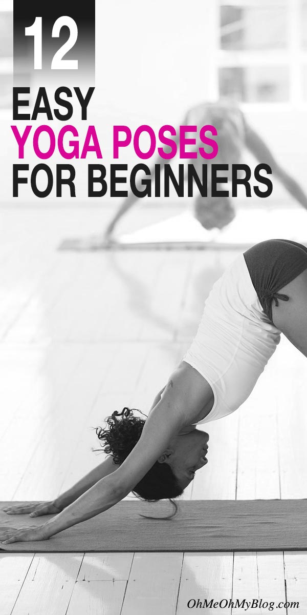12 Easy Yoga Poses for Beginners
