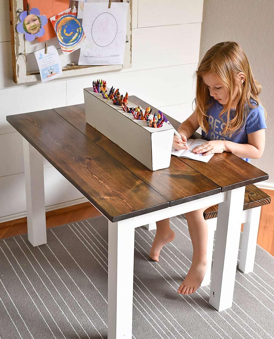 EasDIY Kids Furniture Projects