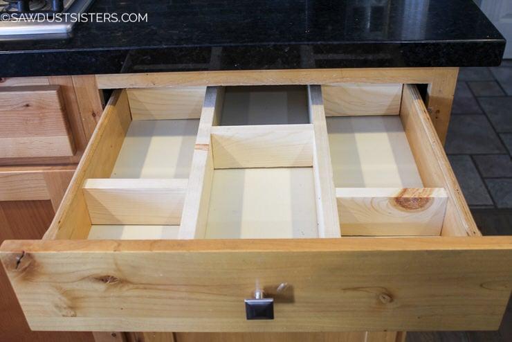 Organizing Kitchen Drawers Ideas Projects Ohmeohmy Blog