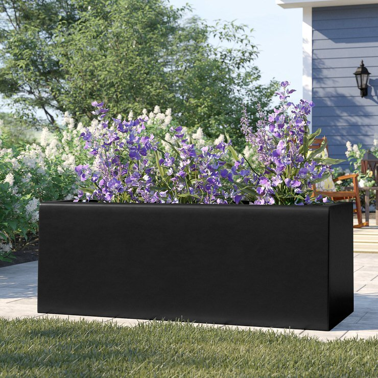 Stunning Planter Box Ideas Amp Projects For Your Patio