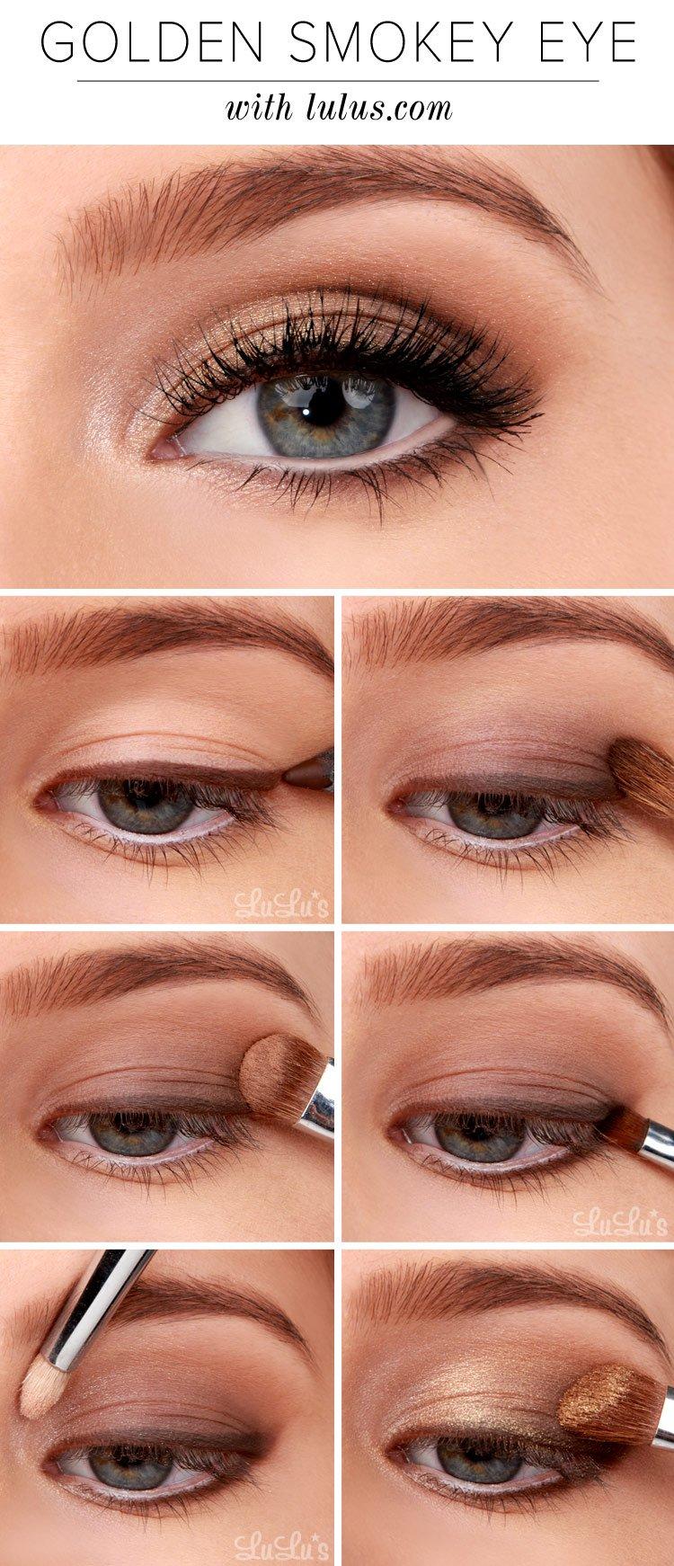 Pretty Eye Makeup Looks - Best Makeup Tutorials for Women Over 11