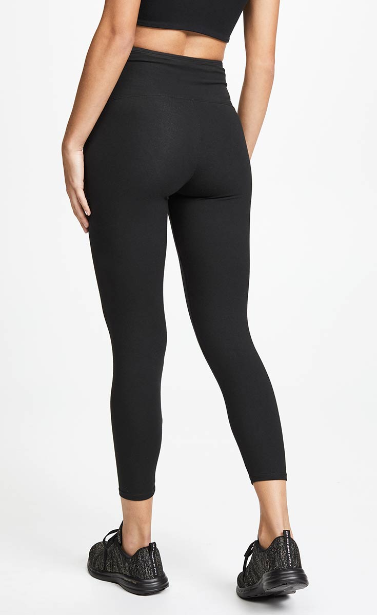 """5f492ef90a847 I actually own several pairs of """"Yummie"""" leggings, and they are even better  than Lululemon! (My humble opinion.) They are great quality and hold your  waist ..."""