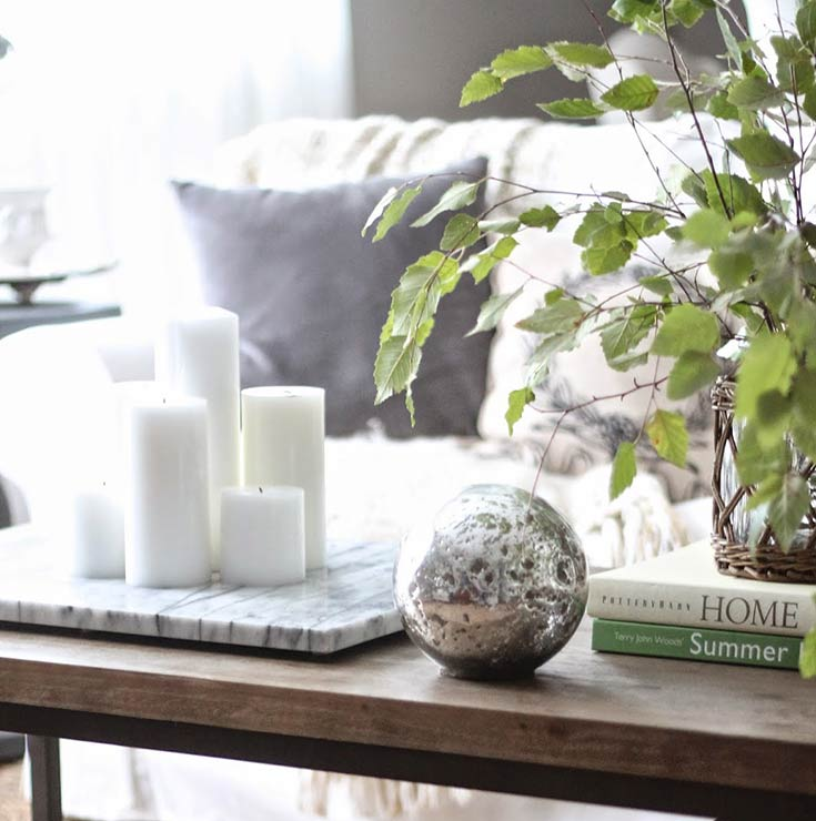 Coffee Table Styling and Decorating in 4 Easy Steps ...