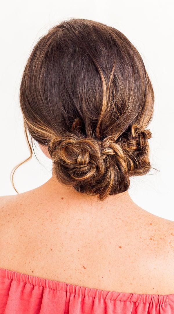pretty summer hairstyles for long hair easy braided