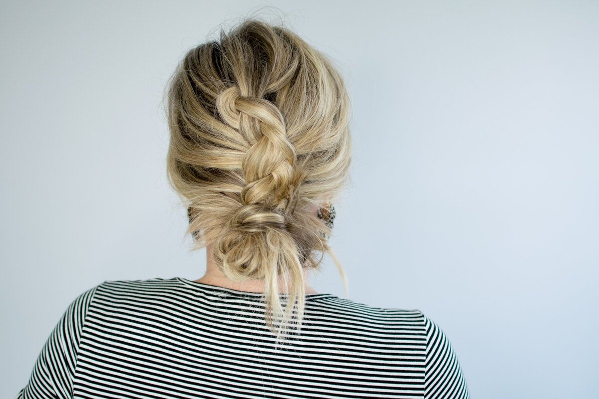 Pretty Summer Hairstyles For Long Hair Easy Braided Updos