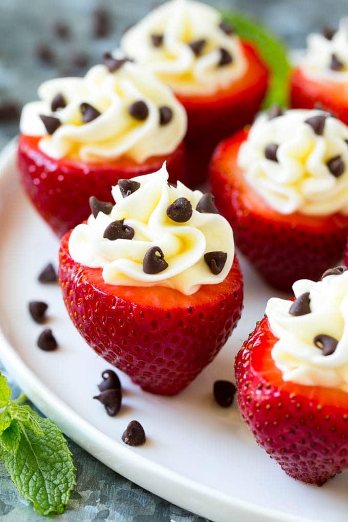 Quick Easy No Bake Summer Dessert Recipes Ohmeohmy Blog