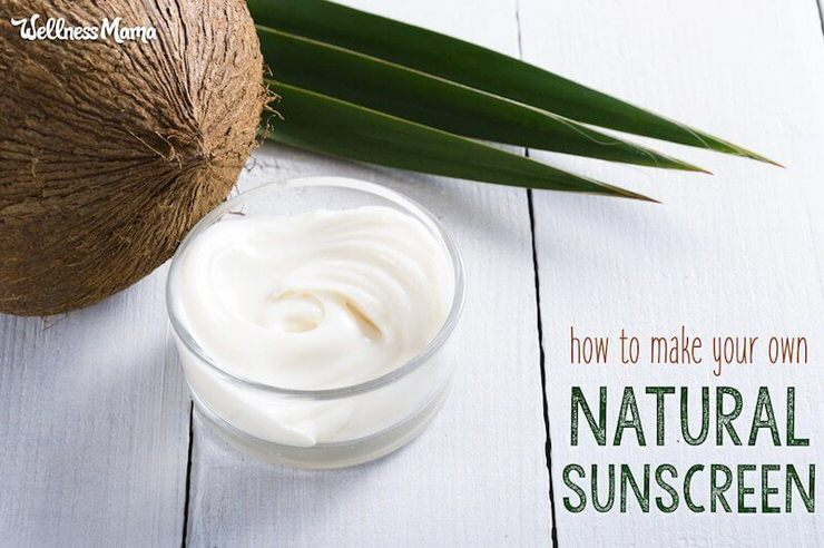 5 Ways to Make Your Own DIY Safe & Natural Sunscreen
