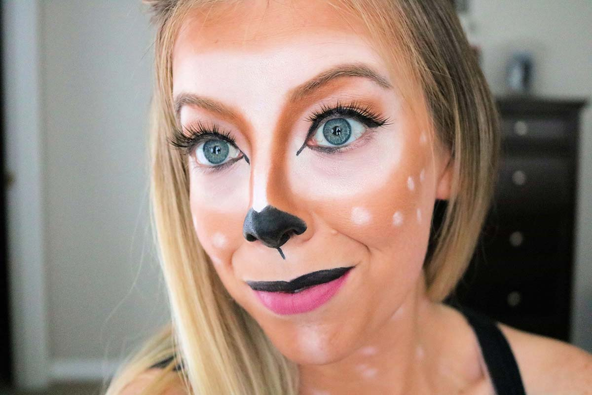 12 Easy Halloween Makeup Ideas Anyone Can Do!