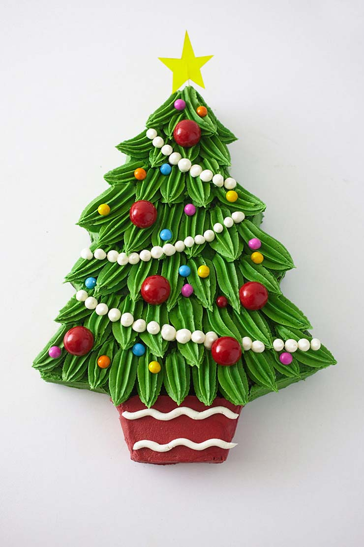 Easy Amp Awesome Christmas Tree Cakes Cupcakes And Cookie