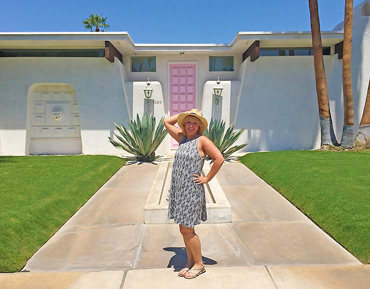 12 Of The Coolest Palm Springs Mid Century Modern Doors